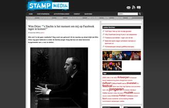 Intakeweek jonge reporters bij StampMedia in Genk