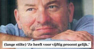 Piet Huysentruyt over Zezunja